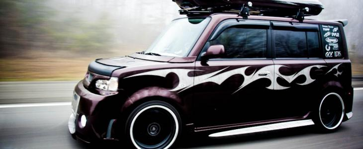 Bennie Causby Jr's Scion xB