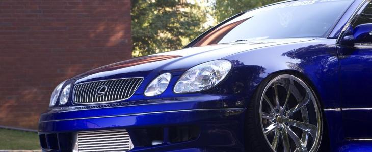 Mark Naylor's Lexus - Team EST